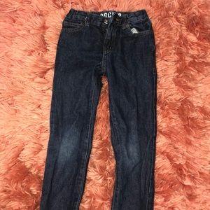 Boys crazy 8 rocker jeans